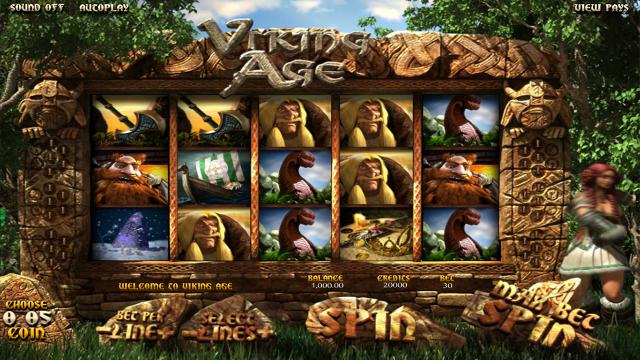 Характеристики слота Viking Age 5