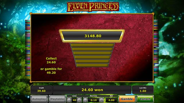 Игровой интерфейс Elven Princess 8
