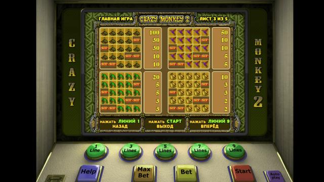 Бонусная игра Crazy Monkey 2 3