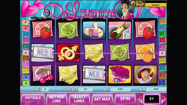 Игровой интерфейс Dr Lovemore 3