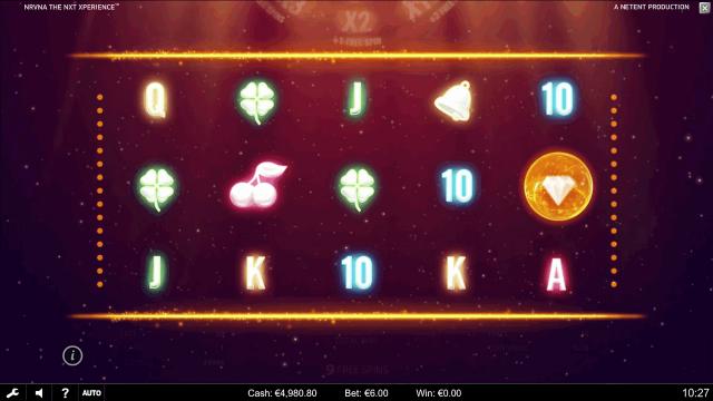 Игровой интерфейс Nrvna 5