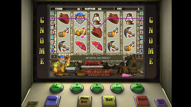 Бонусная игра Gnome 10