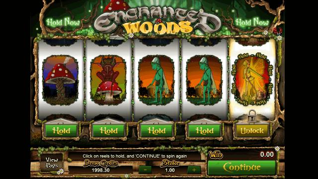 Характеристики слота Enchanted Woods 9