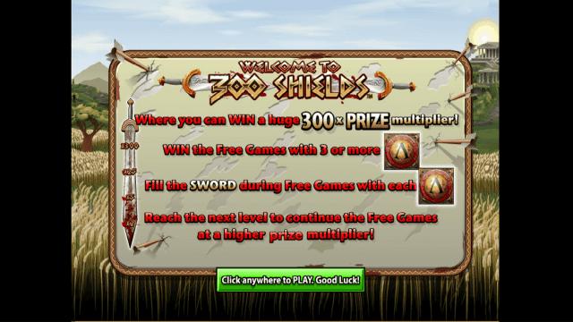 Бонусная игра 300 Shields 2