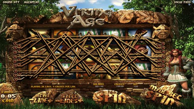 Игровой интерфейс Viking Age 9