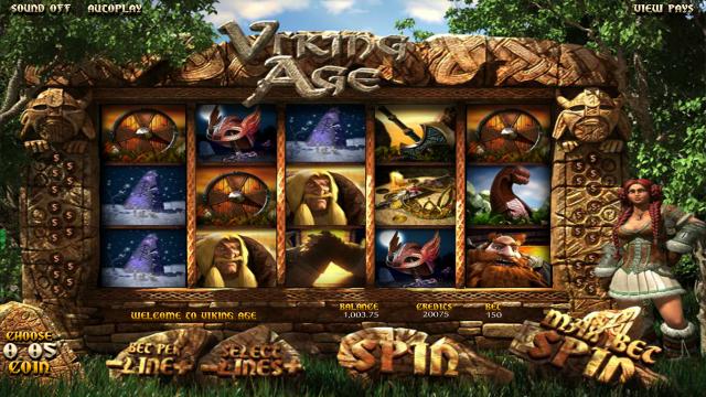 Игровой интерфейс Viking Age 7