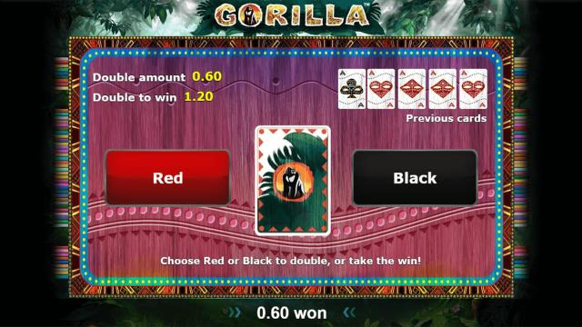 Характеристики слота Gorilla 2