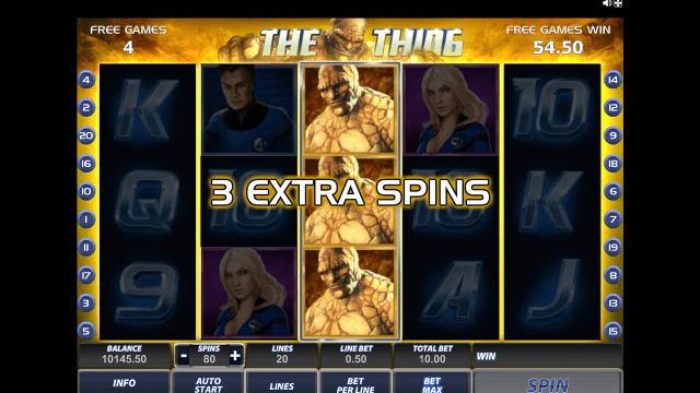 Бонусная игра Fantastic Four 17
