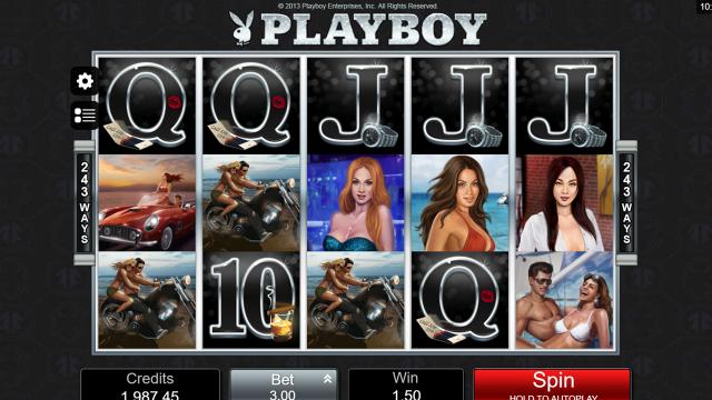Бонусная игра Playboy 14