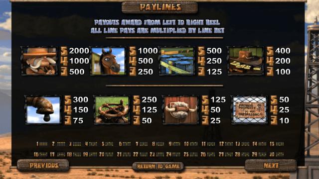 Игровой интерфейс Black Gold 3