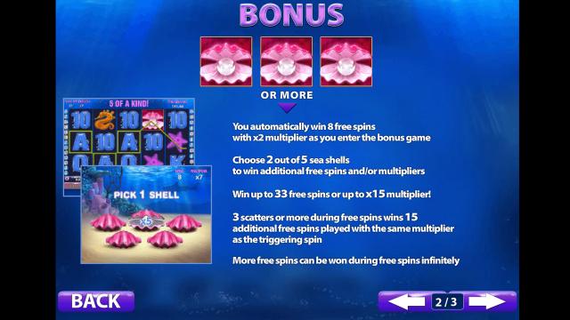 Бонусная игра Great Blue 2
