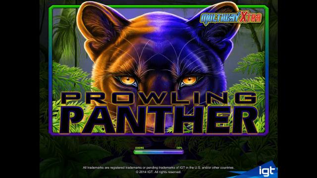 Характеристики слота Prowling Panther 1