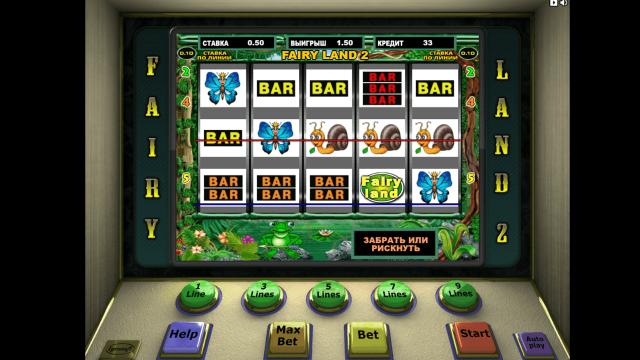 Бонусная игра Fairy Land 2 7