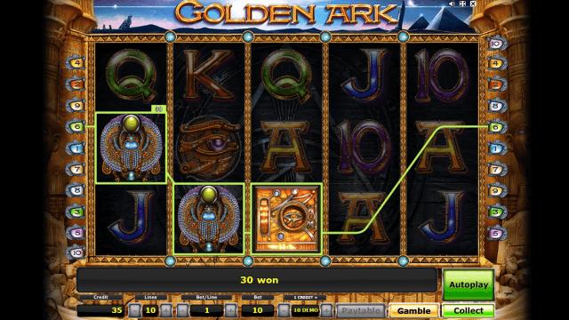 Бонусная игра Golden Ark 9