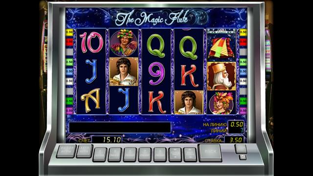 Бонусная игра The Magic Flute 9