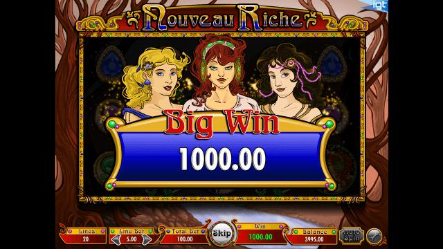 Игровой интерфейс Nouveau Riche 7