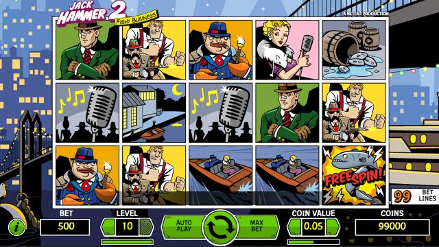 Бонусная игра Jack Hammer 2 7