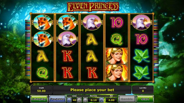 Бонусная игра Elven Princess 1