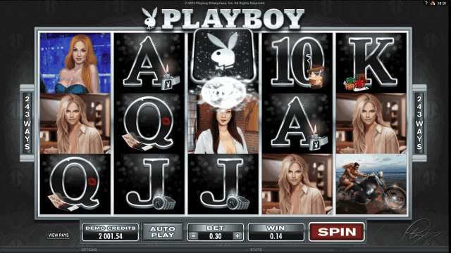 Бонусная игра Playboy 2