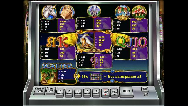 Бонусная игра Gryphon's Gold 6
