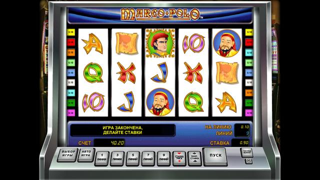 Игровой интерфейс Marco Polo 3