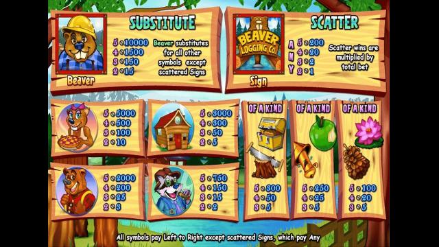 Бонусная игра Builder Beaver 9