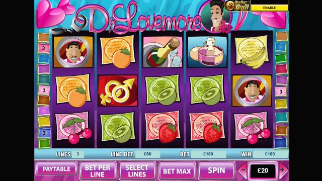 Игровой интерфейс Dr Lovemore 9