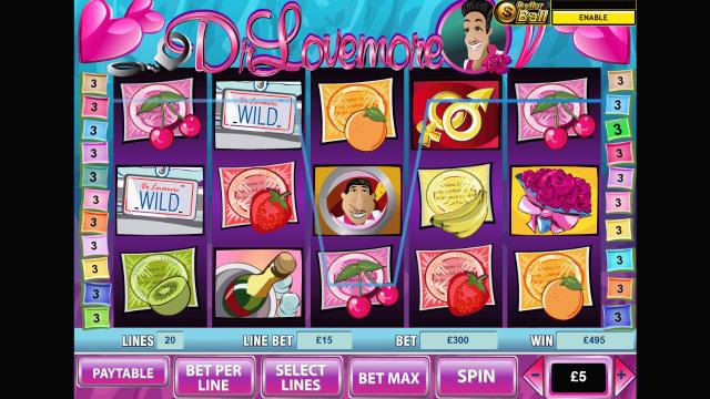 Игровой интерфейс Dr Lovemore 8