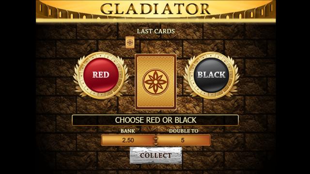 Бонусная игра Gladiator 10