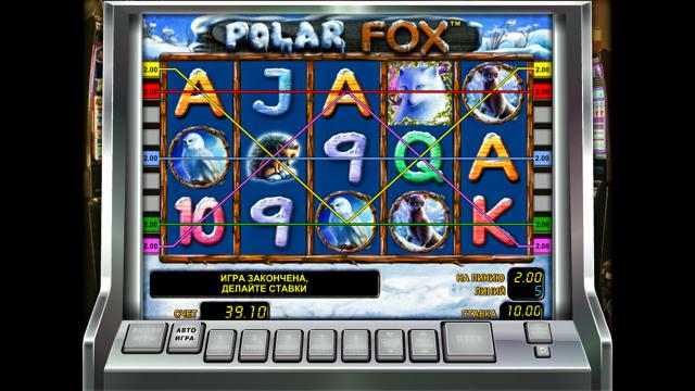 Игровой интерфейс Silver Fox 7