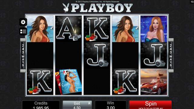 Бонусная игра Playboy 15