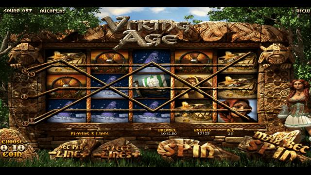 Игровой интерфейс Viking Age 10