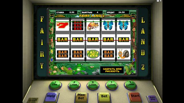 Игровой интерфейс Fairy Land 2 8