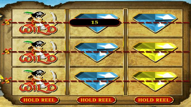 Характеристики слота Hidden Loot 5