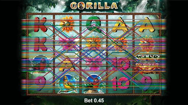 Характеристики слота Gorilla 6