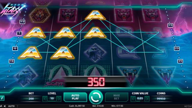 Бонусная игра Neon Staxx 6
