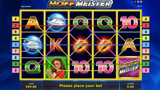Бонусная игра Hoffmeister 4