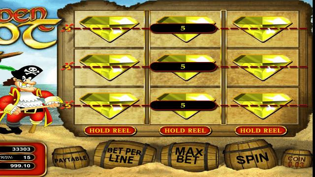 Игровой интерфейс Hidden Loot 8