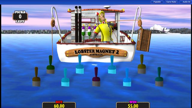 Характеристики слота Lucky Larry's Lobstermania 2 17