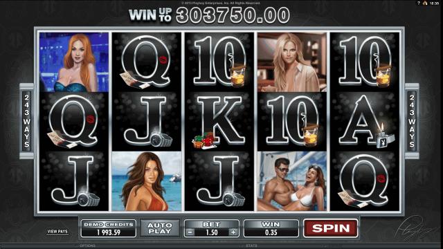 Бонусная игра Playboy 9