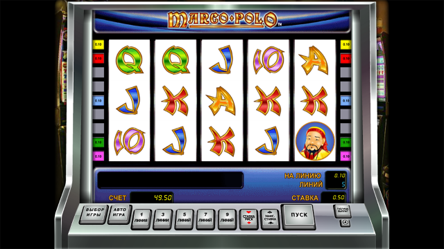 Игровой интерфейс Marco Polo 10