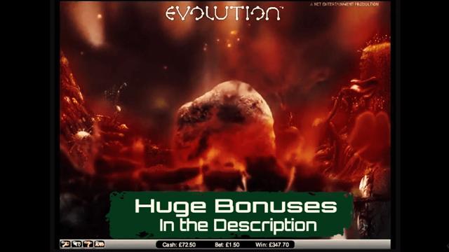 Игровой интерфейс Evolution 10