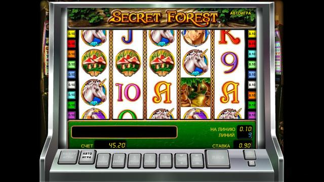 Бонусная игра Secret Forest 10
