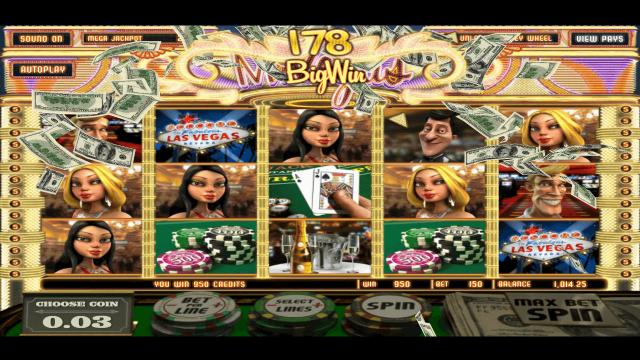 Характеристики слота Mr. Vegas 9
