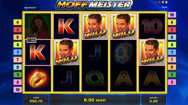 Бонусная игра Hoffmeister 7
