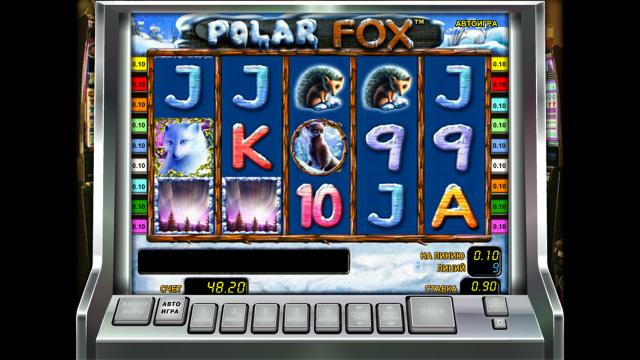 Игровой интерфейс Silver Fox 2