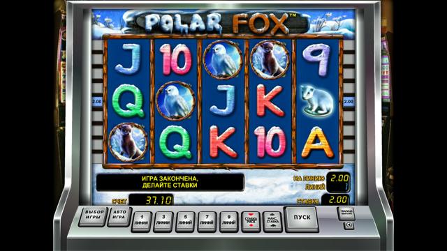 Бонусная игра Silver Fox 9