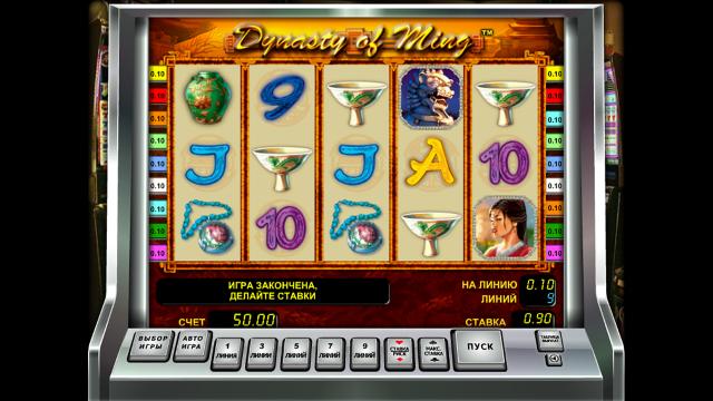 Бонусная игра The Ming Dynasty 1