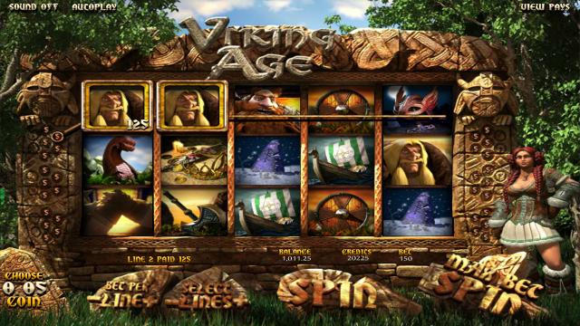 Игровой интерфейс Viking Age 6