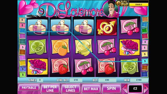 Игровой интерфейс Dr Lovemore 4